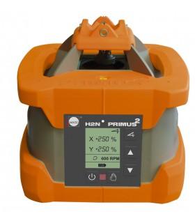 Niwelator laserowy rotacyjny NEDO PROMUS2 H2N z odbiornikiem