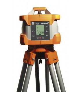Niwelator laserowy rotacyjny NEDO PROMUS2 HVA z odbiornikiem